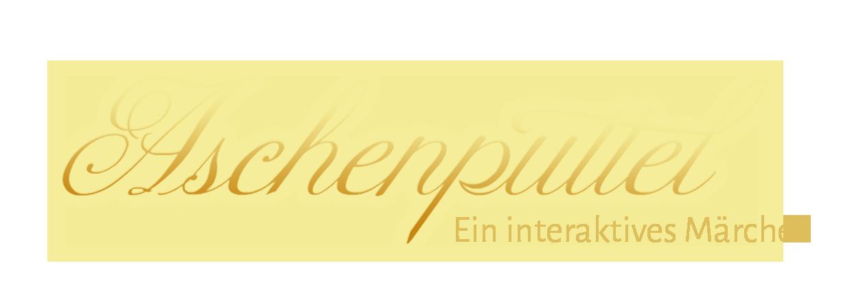 Aschenputtel - Ein interaktives Märchen Logo
