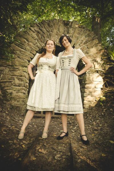 Katharina und Sonja