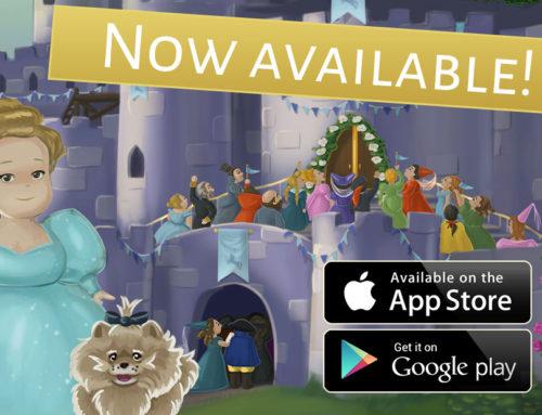 Cinderella in the app stores!