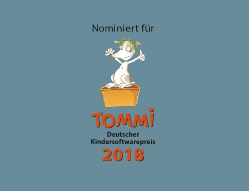 Aschenputtel nominiert für Tommi 2018