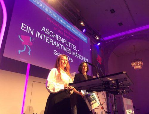 Deutscher Entwicklerpreis Newcomer Award