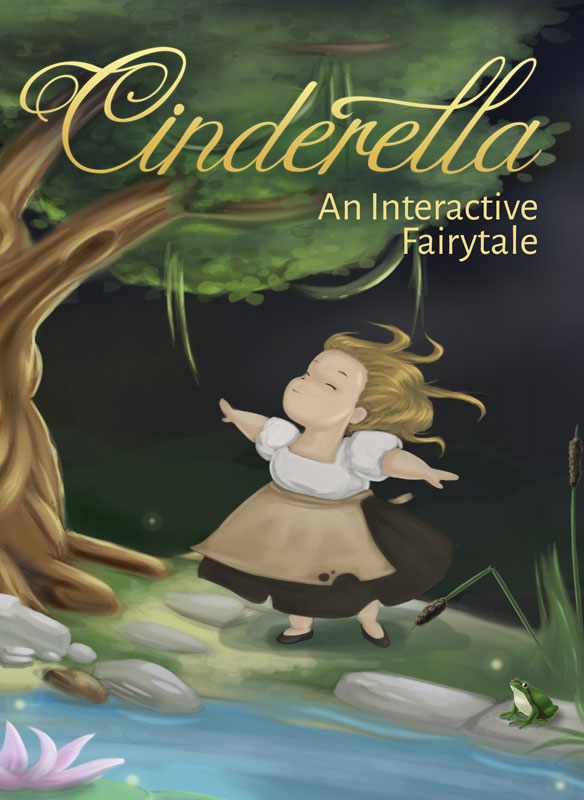 Cinderella game on Switch